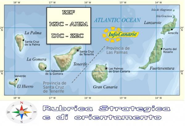 InfoCanarie 2020 - Ultimo Trimestre > Eventi ed iniziative per il business ed investire alle Canarie